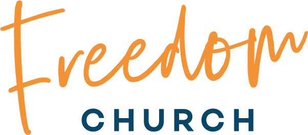 Freedom Church text logo
